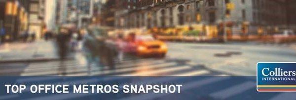 Q1 2016 Top Office Metros Snapshot